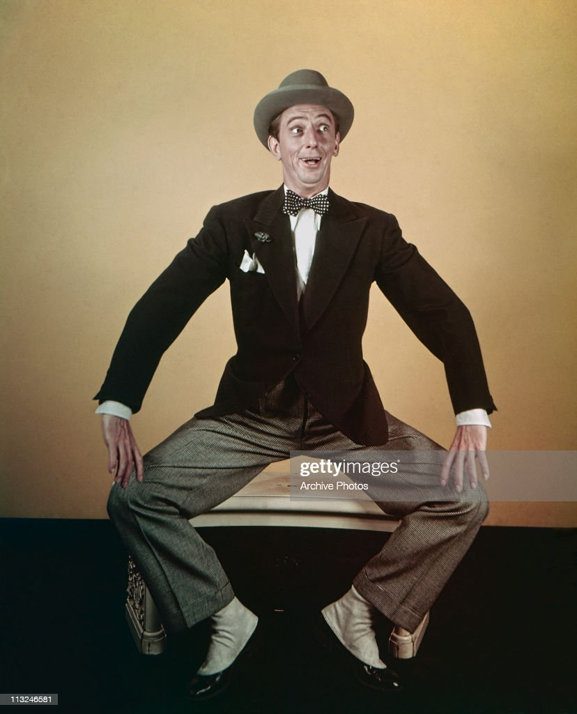 Portrait of American actor Ray Bolger (1904 Ð 1987) in the 1950's.