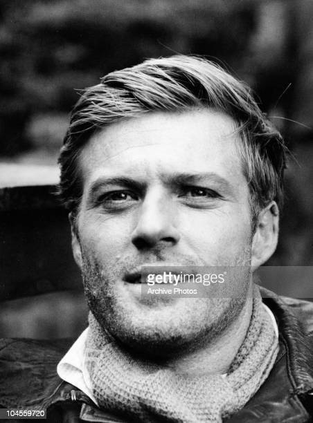 Portrait of American actor Robert Redford circa 1960s