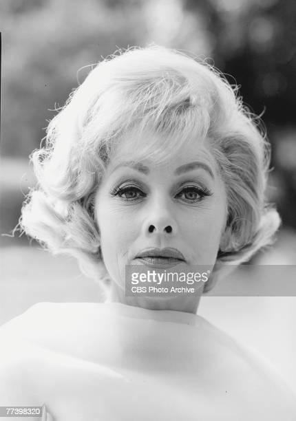 Portrait of American actress and comedienne Lucille Ball early to mid 1970s
