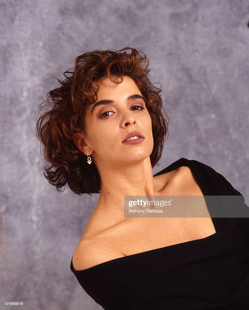 Portrait Of Actress Annabella Sciorra : Fotografia de notícias