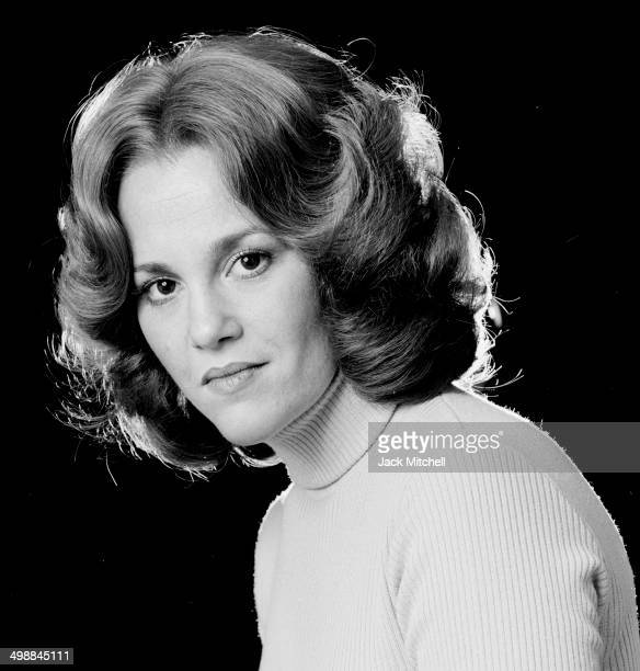 Portrait of American actress comedienne and singer Madeline Kahn New York 1974 She had recently appeared in the film 'Young Frankenstein'