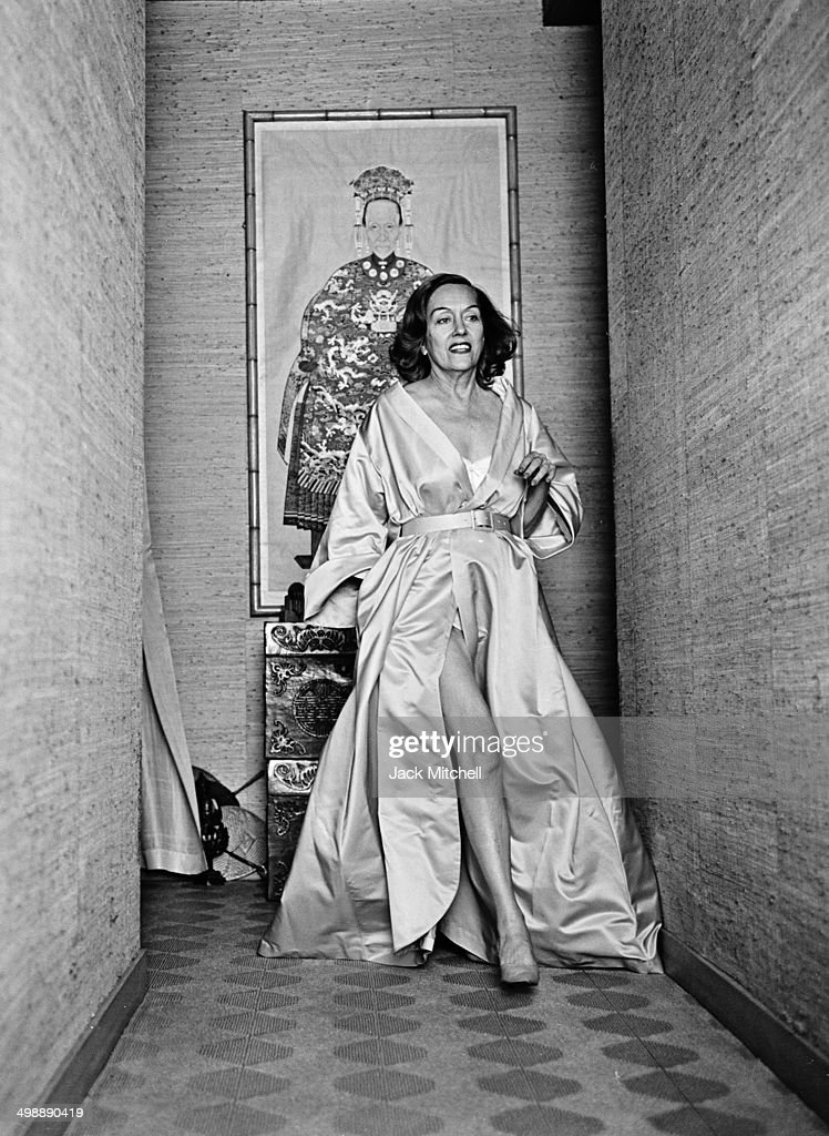 Enchanting Woman In A Dressing Gown 1957 Mold - Images for wedding ...