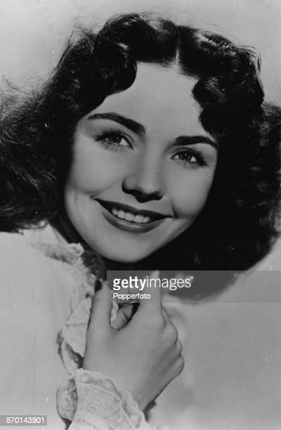 Portrait of American actress Jennifer Jones as she appears in the film 'Duel in the Sun' circa1946