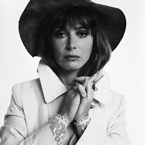 Portrait Of Lee Grant