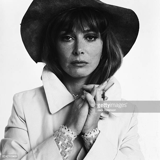 Portrait of American actress Lee Grant, New York, New York, July 1970.