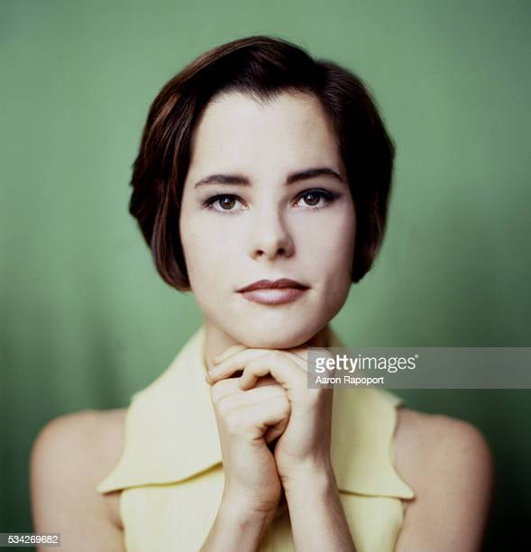 Portrait of American actress Parker Posey Los Angeles California 1990s or 2000s