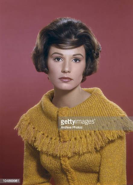 A portrait of American actress Paula Prentiss circa 1960