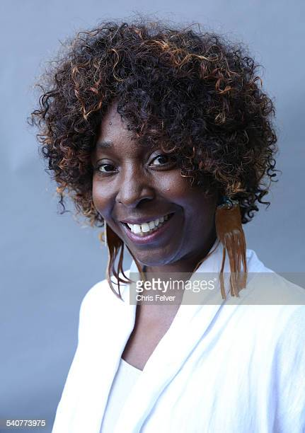 Portrait of American actress Phyllis Yvonne Stickney at an event honoring comedian Dick Gregory with a star on the Hollywood Walk of Fame Hollywood...