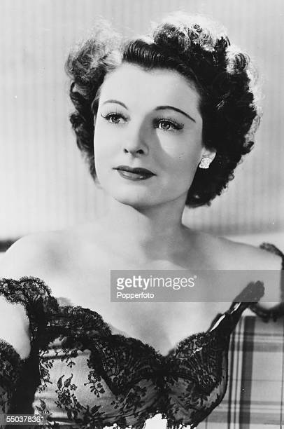 Portrait of American actress Ruth Hussey with MGM Studios circa 1940