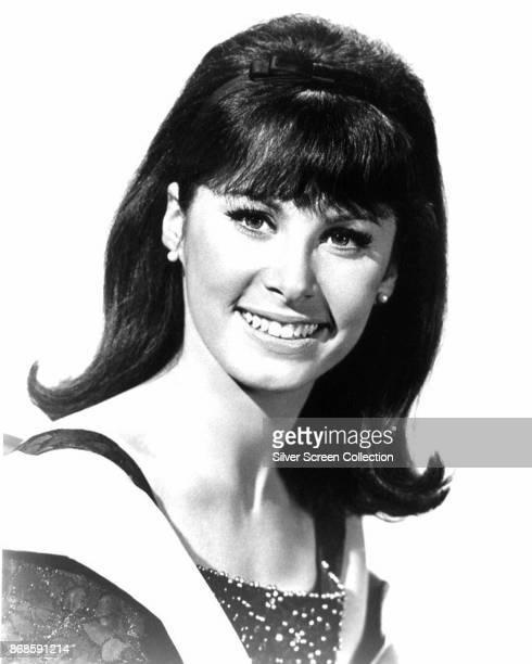 Portrait of American actress Stefanie Powers for the film 'Palm Springs Weekend' Palm Springs California 1963