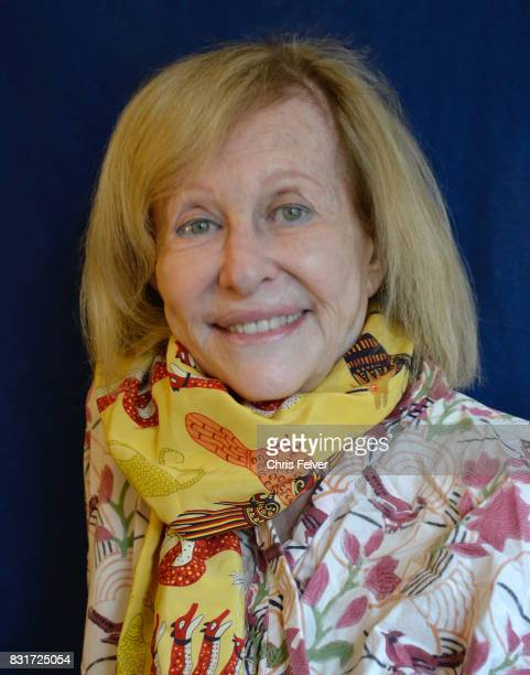 Portrait of American art critic and historian Barbara Rose New York New York September 20 2016