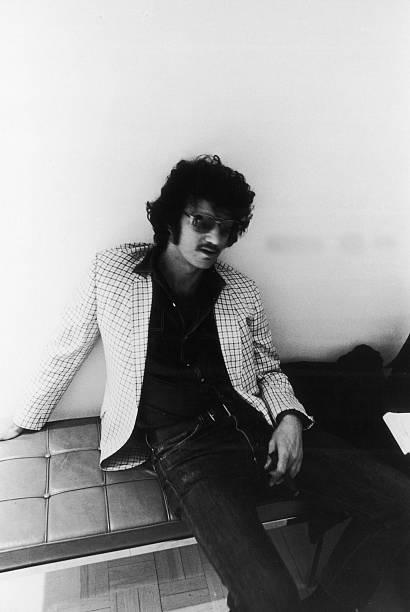 Portrait Of Artist Larry Bell
