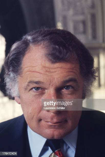 Portrait of American attorney F Lee Bailey San Francisco California 1976 At the time Bailey was serving as the lead defense lawyer during the trial...