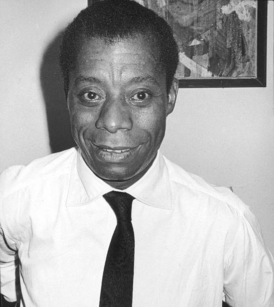 Portrait Of James Baldwin Wall Art