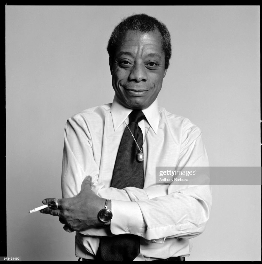 USA: In Profile - Author James Baldwin