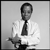 Portrait of american author james baldwin new york new york 1975 picture id973461462?s=170x170