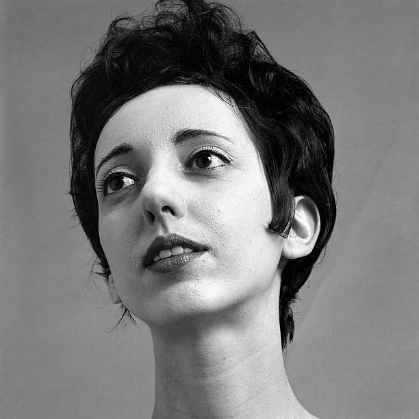 Portrait Of Joyce Carol Oates