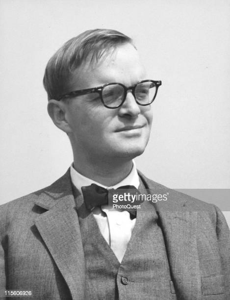 Portrait of American author Truman Capote 1950s