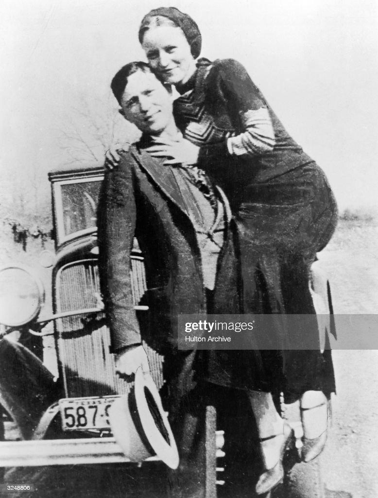 Bonnie & Clyde : ニュース写真