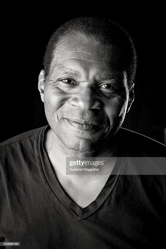 Robert Cray Portrait Shoot