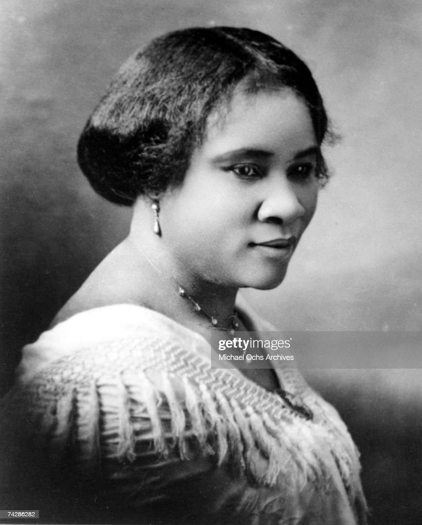 Rags To Riches. The most successful female entrepreneur of her time, Madam C.J. Walker (Sarah Breedlove) became the first female self made millionaire in America.