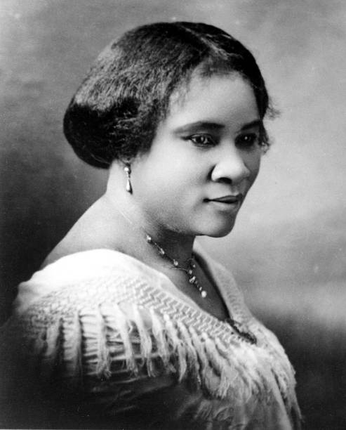 UNS: History Behind The Series: Madam C J Walker