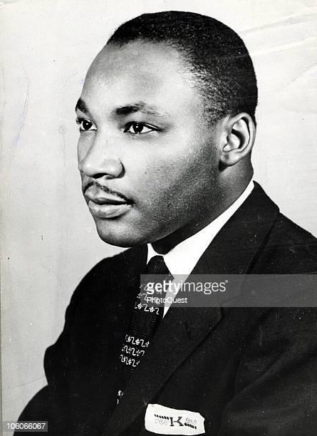 Martin Luther King Jr Portrait Bilder Und Fotos