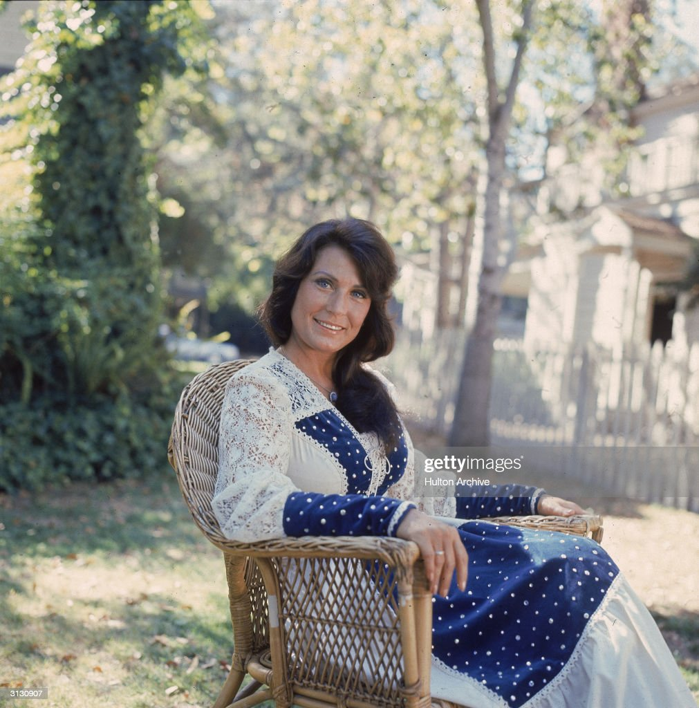 Portrait Of Loretta Lynn : News Photo