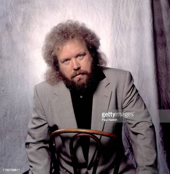 Portrait of American Country musician Don Schlitz as he poses at the Grand Ole Opry, Nashville, Tennessee, December 1, 1994.
