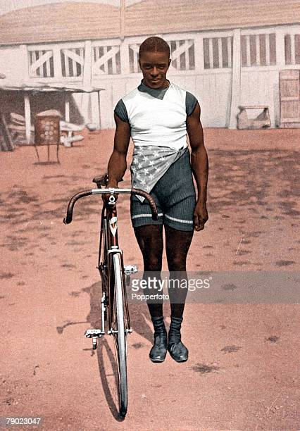Sport Cycling Major Taylor the first African/American to become an international star at cycling He was a world champion in 1899 and for many years...