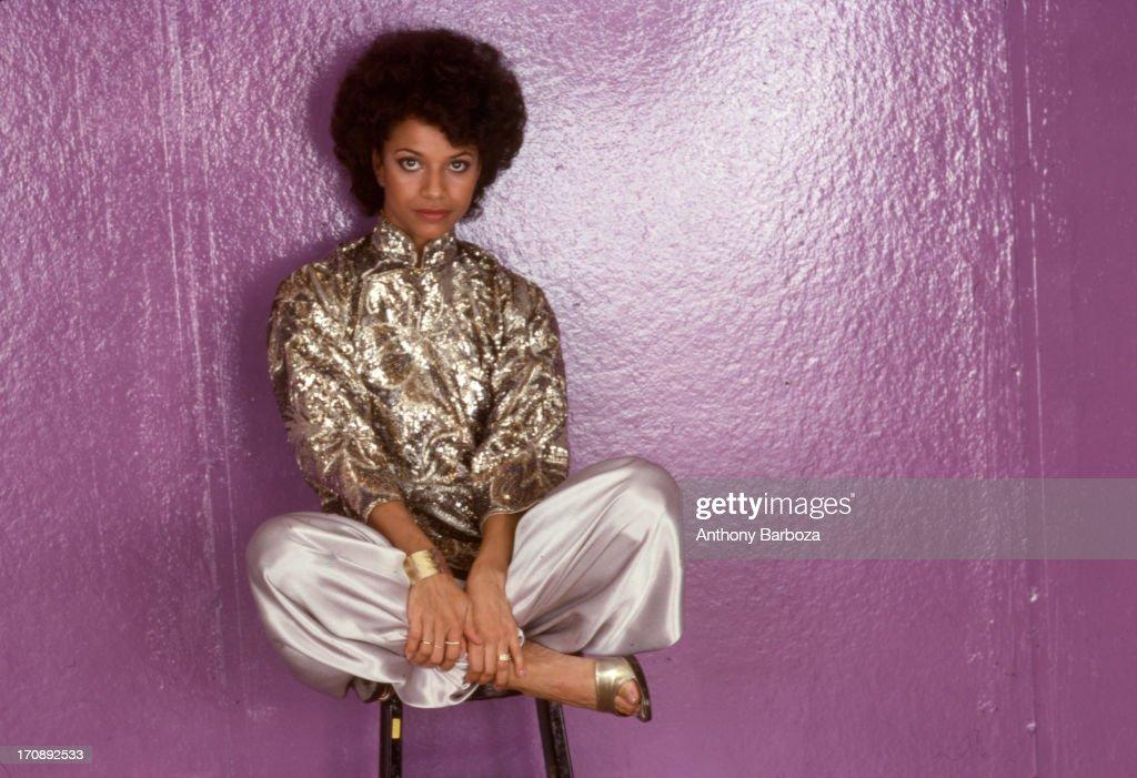 Portrait Of Debbie Allen : News Photo