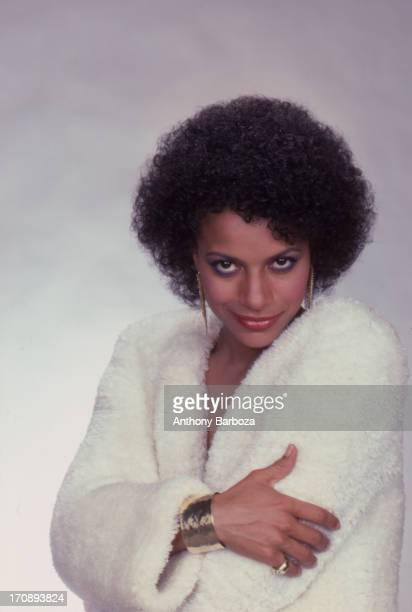 Portrait of American dancer and choreographer Debbie Allen New York New York 1995