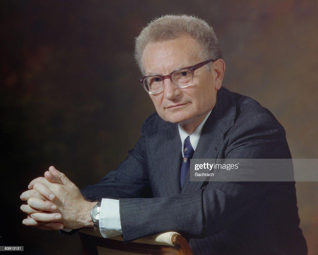 Nobel Laureate Paul Samuelson : ニュース写真