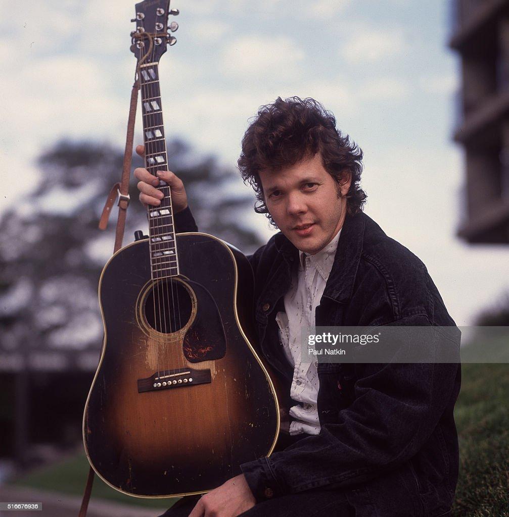 Portrait Of Steve Forbert : News Photo