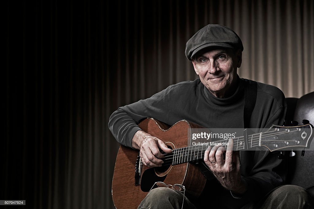 James Taylor Portrait Shoot