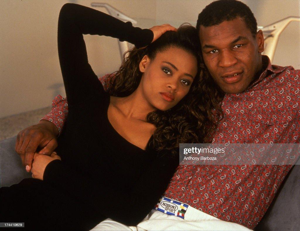 The Tysons At Home : Foto di attualità