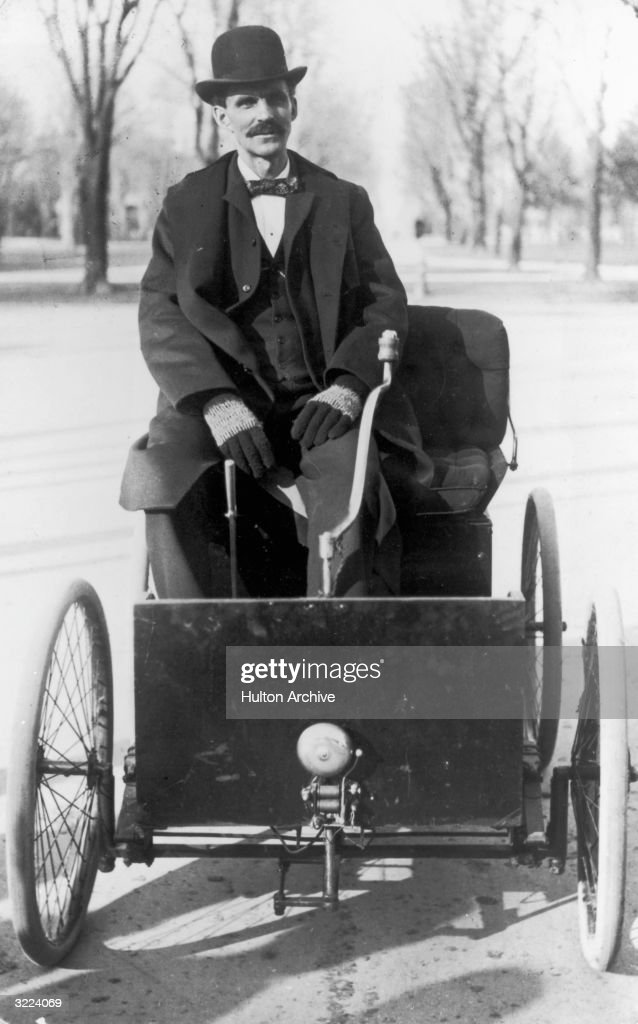 On This Day - June 04 - Henry Ford Test-Drives His First Vehicle ...
