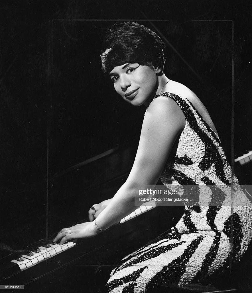 Dorothy Donegan At The Piano : News Photo