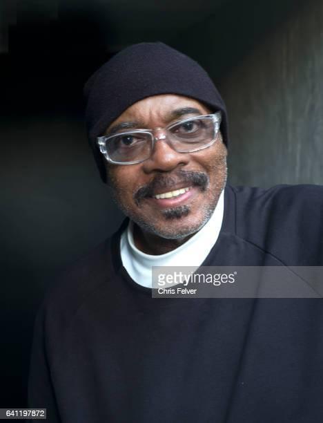 Portrait of American Jazz musician Harvey Mason Los Angeles California 2017