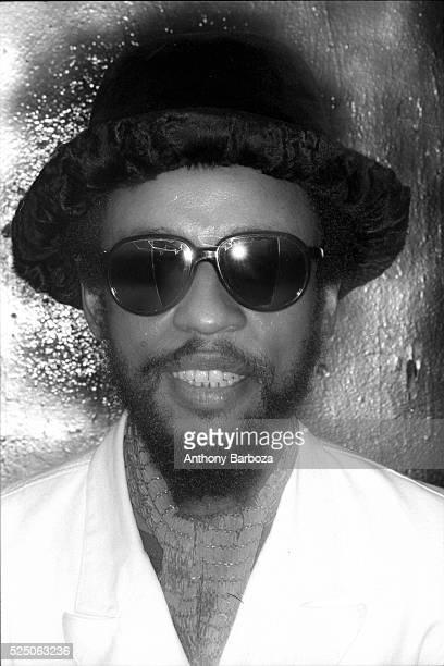 Portrait of American Jazz musician Henry Threadgill New York New York 1980s