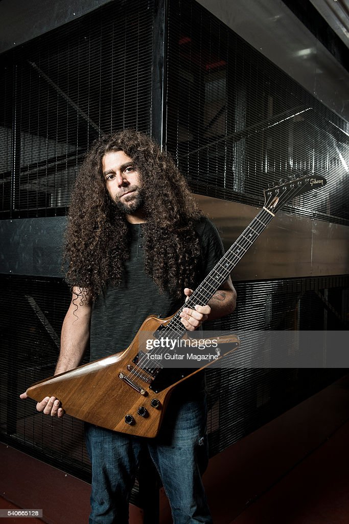 Coheed And Cambria Guitarist Shoot