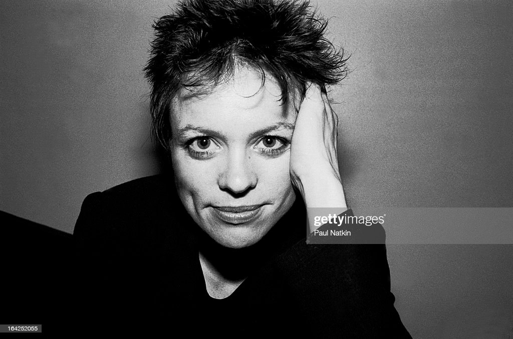 In Profile: Laurie Anderson