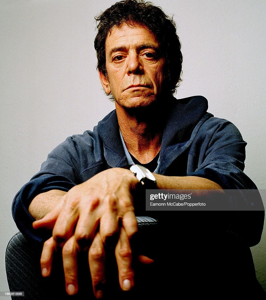 Lou Reed : News Photo