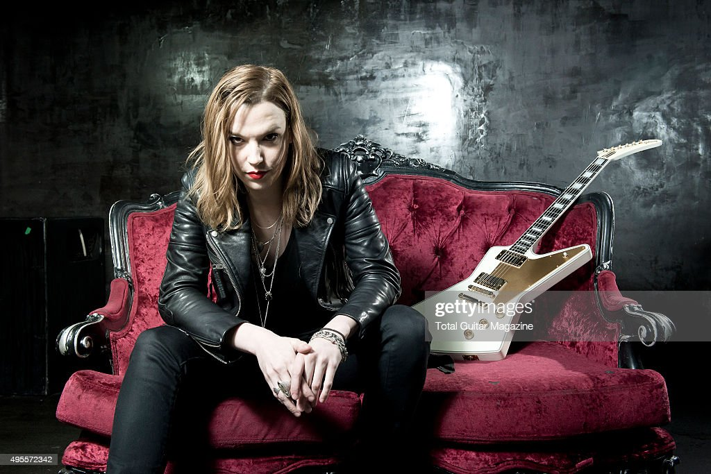 Lzzy Hale And Joe Hottinger  Portrait Shoot