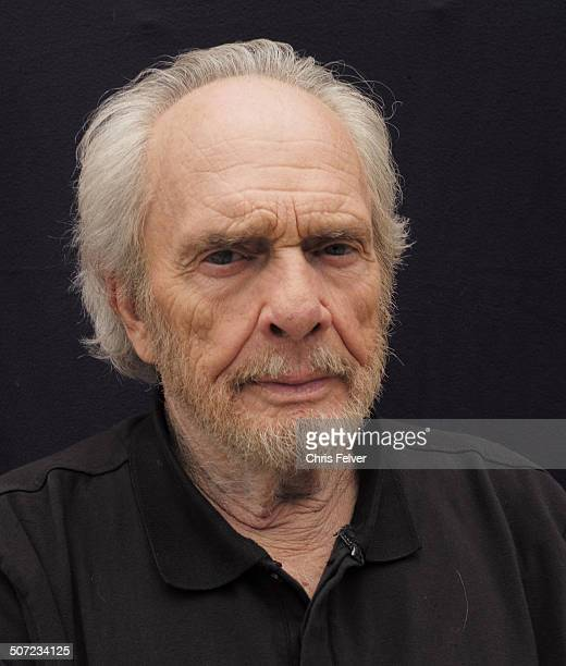 Portrait of American musician Merle Haggard Redding California early to mid August 2014