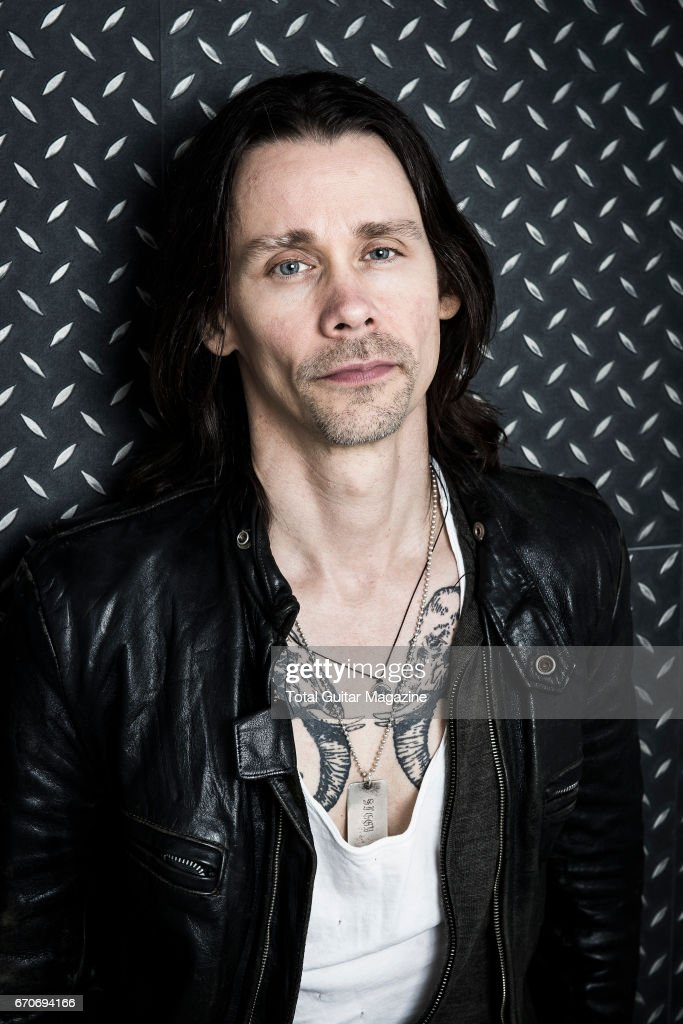 Myles Kennedy Portrait Shoot