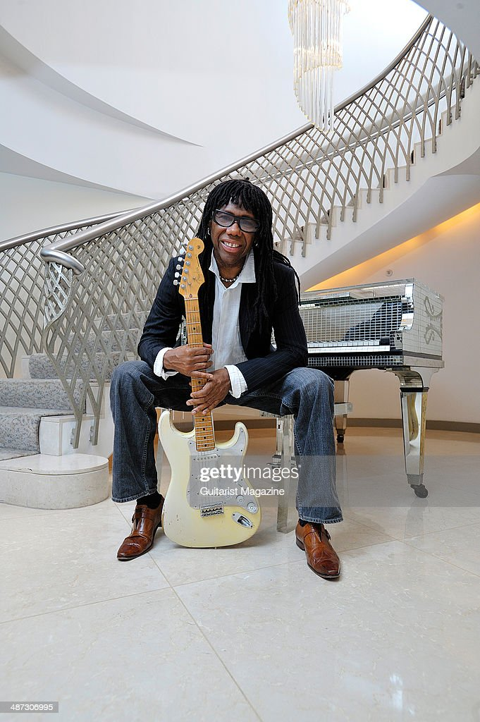 Nile Rodgers Portrait Shoot