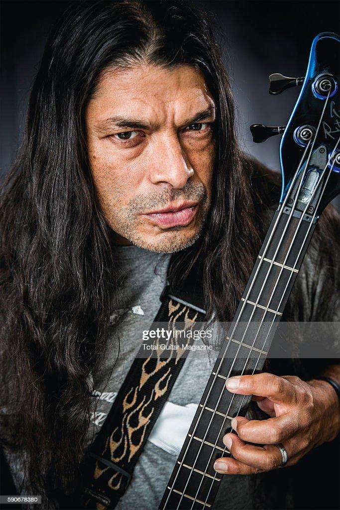 Robert Trujillo Portrait Shoot