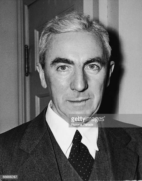 Portrait of American physician John Rock , one of the developers of the birth control pill and founder of the first fertility clinic in the United...