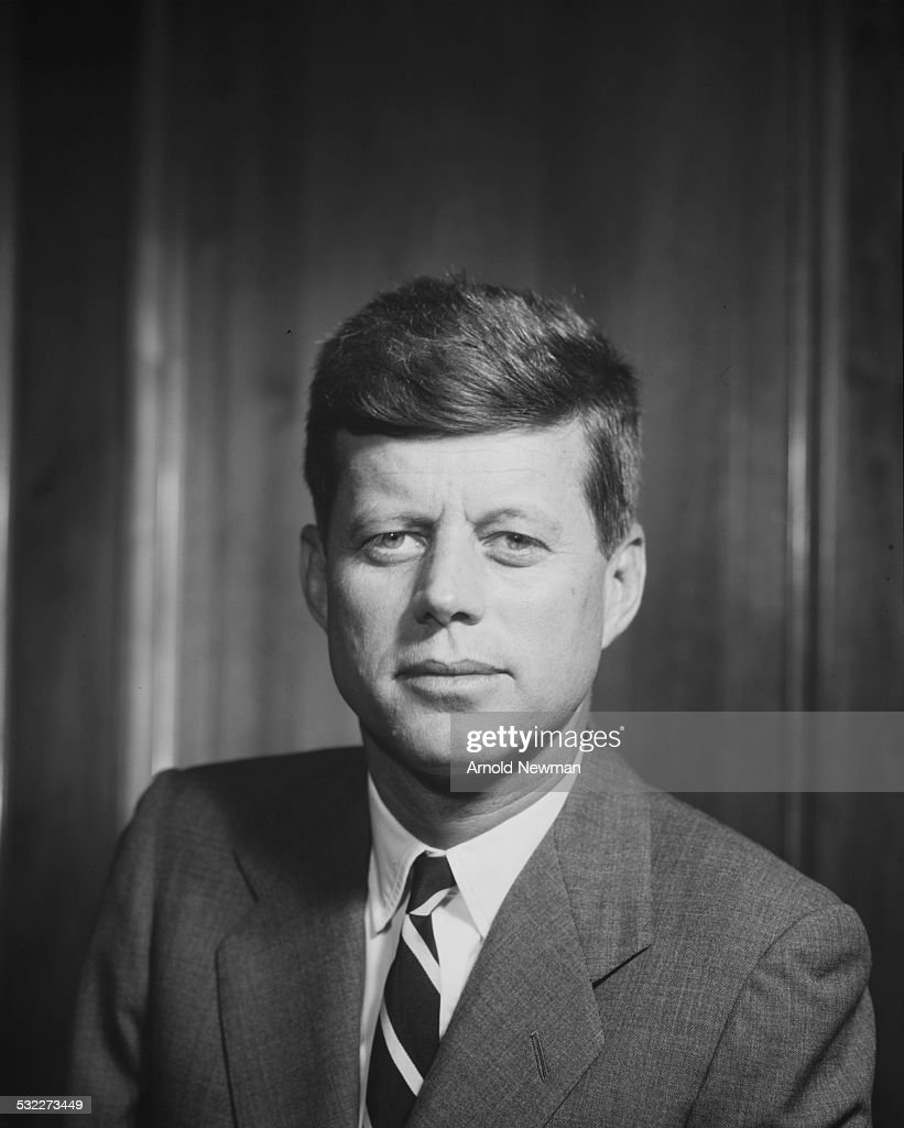 East Urban Home President John F. Kennedy Portrait